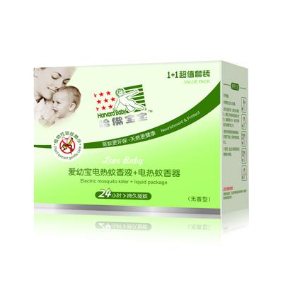 婴幼儿电蚊片套装1+1